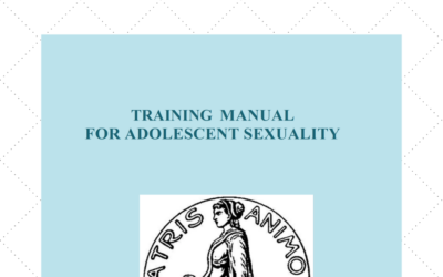 Training Manual for Adolescent Sexuality