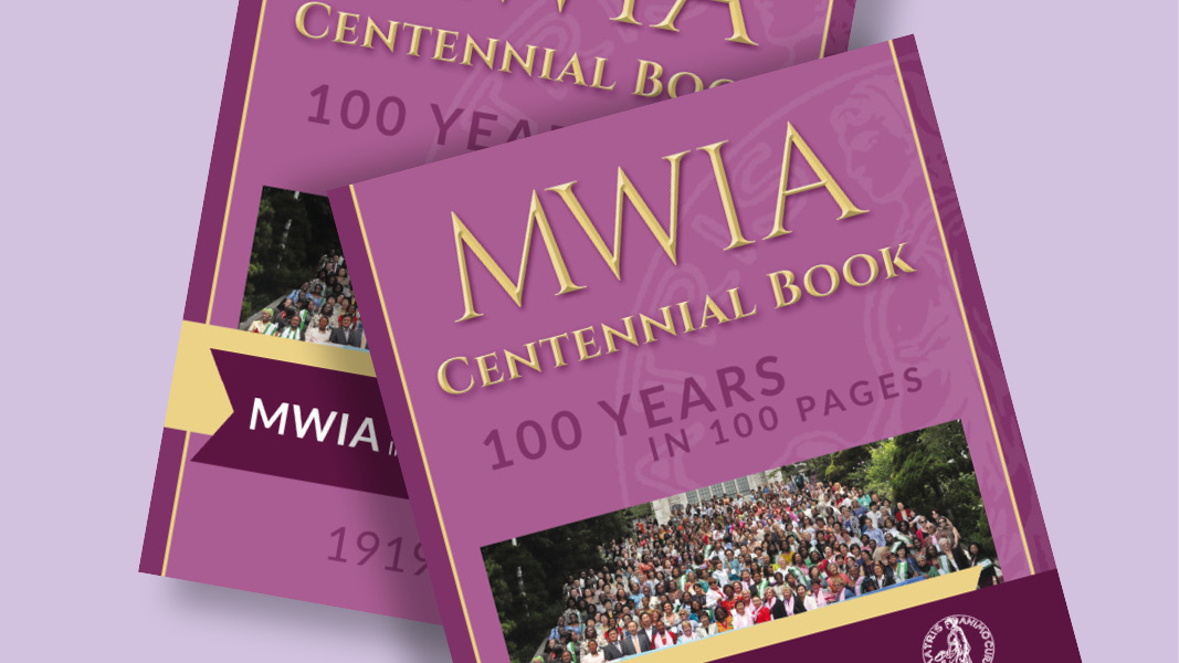 Purchase a copy of the MWIA Centennial Book