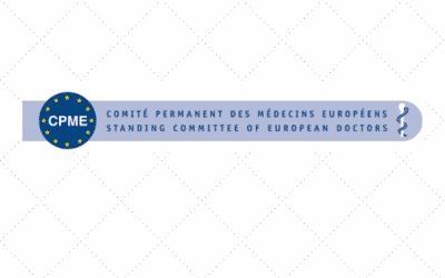 MWIA Representative to the Standing Committee of European Physicians – July – September 2021