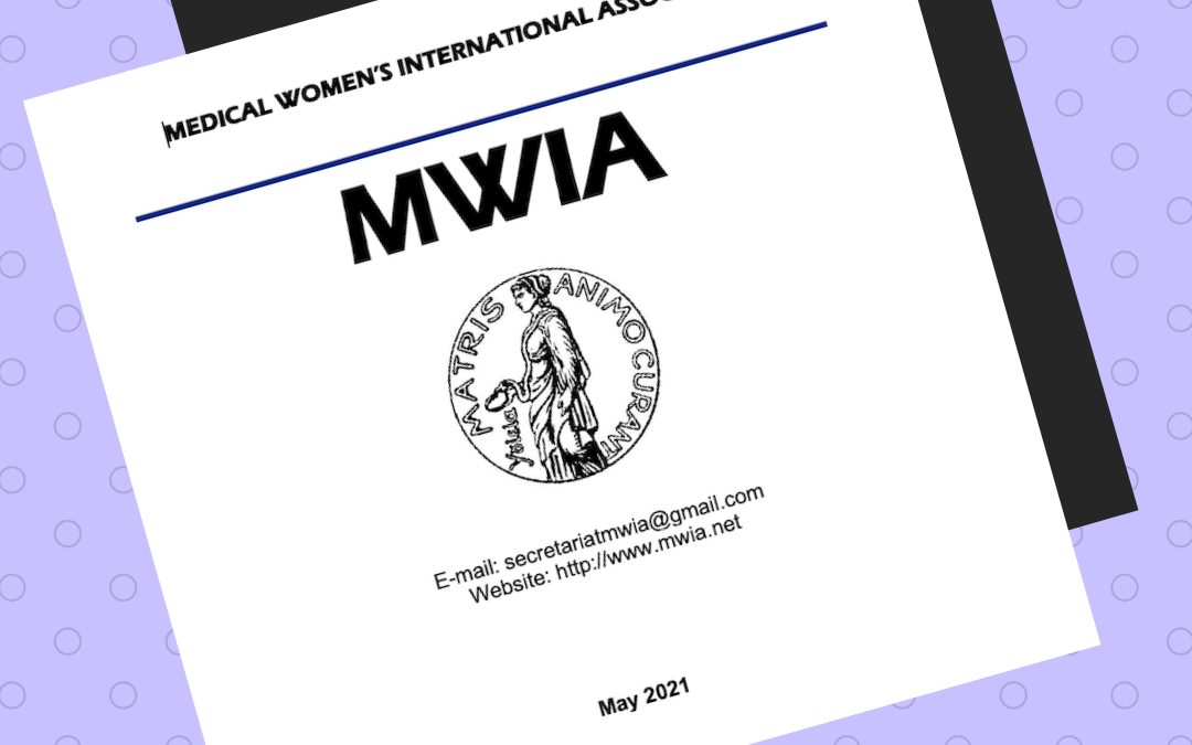 Call for nominations for MWIA executive 2022-2025