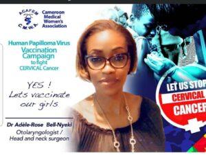 Numeric campaign for HPV vaccine